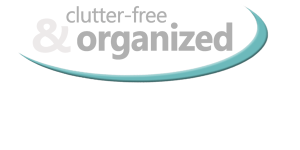 Clutter free and organized