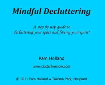 Mindful Decluttering
