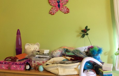 Dressers, ready to be organized