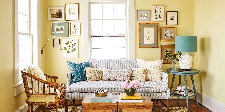 100+ Living Room Decorating Ideas