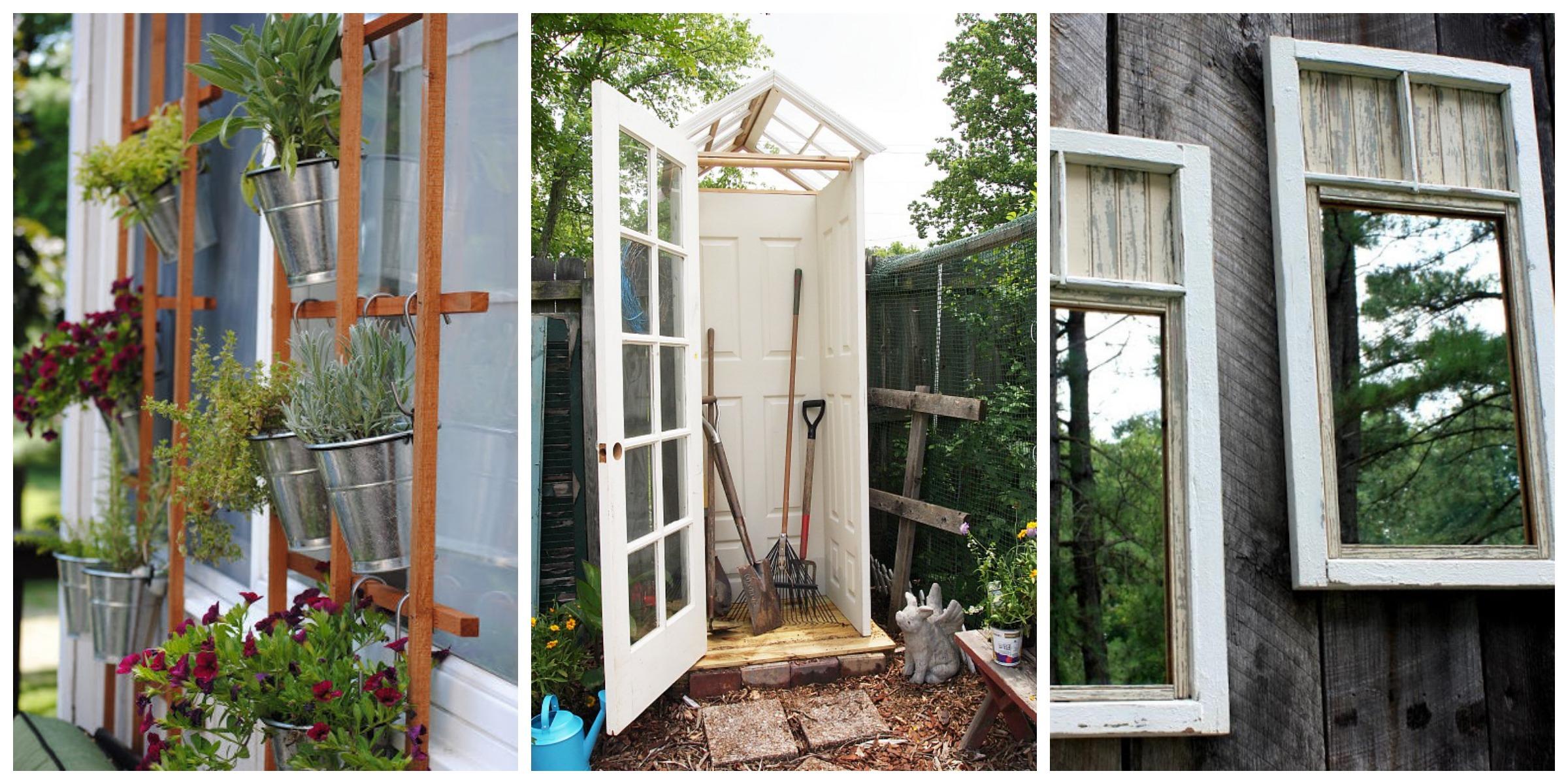 25 Small Backyard Ideas - Beautiful Landscaping Designs ... on Beautiful Backyard Ideas id=91376