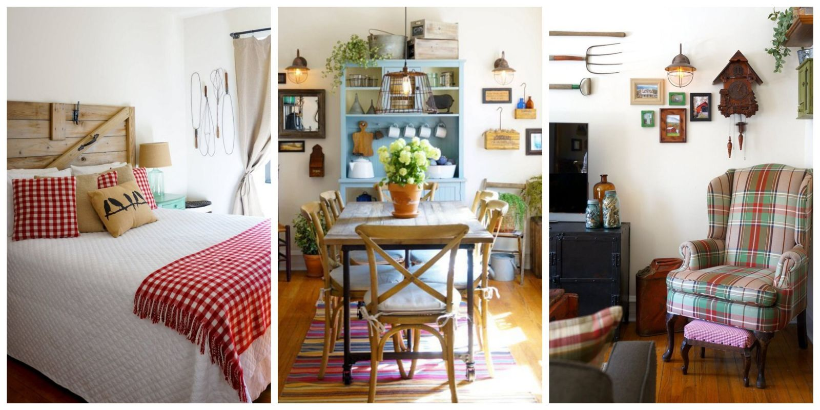 We're Crushing On The Primitive Country Decor In This City