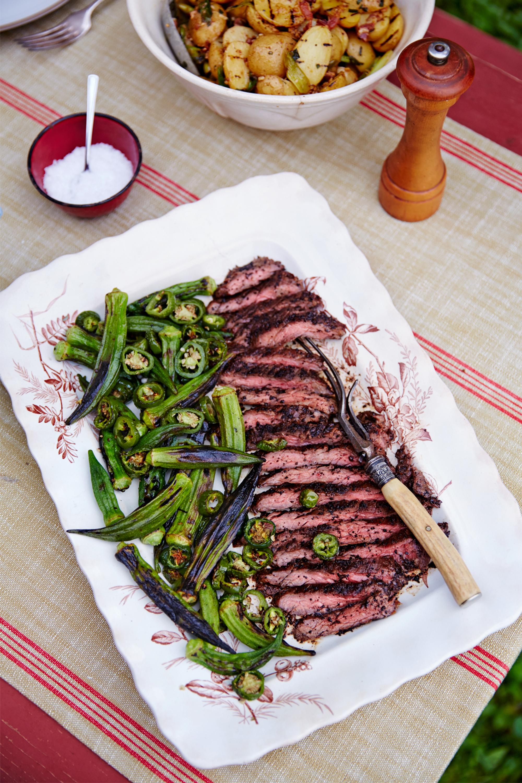 Best Steak Dinner Menu