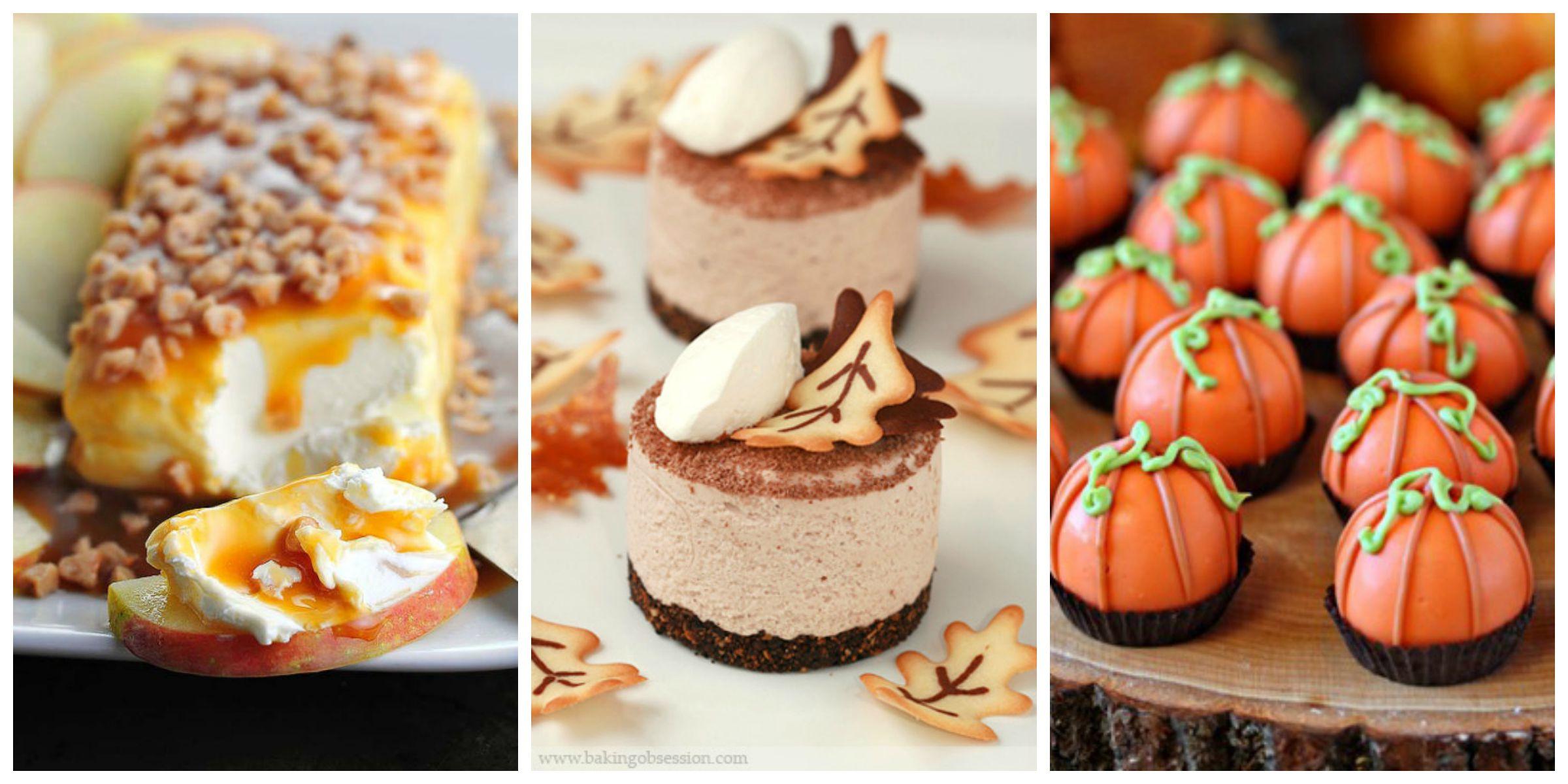 35 Easy Fall Dessert Recipes