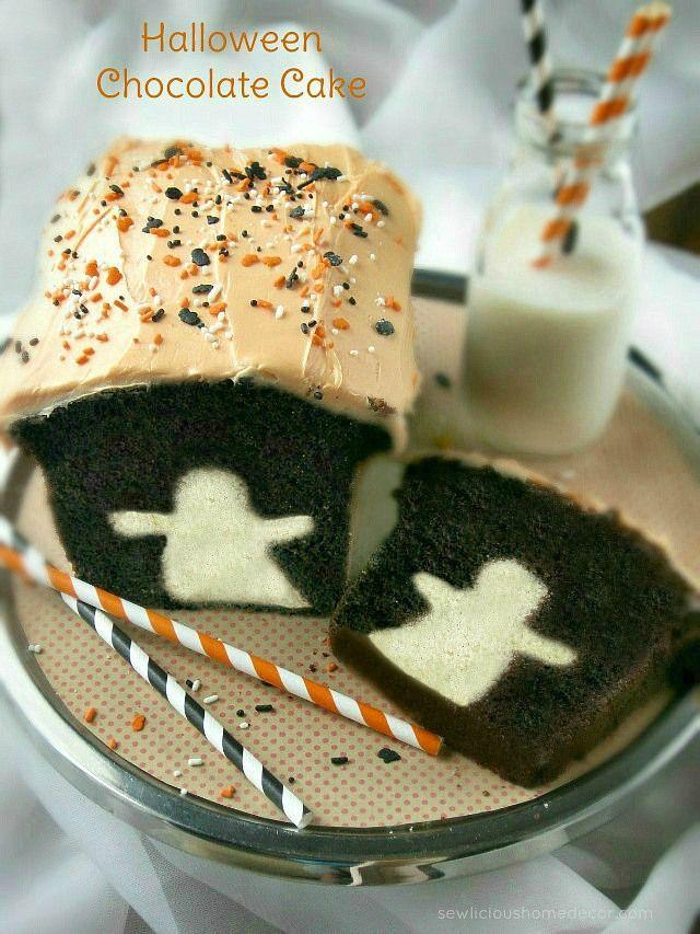 55 Easy Halloween Cakes Recipes And Halloween Cake