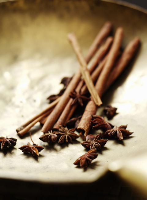 Research out of Wheeling Jesuit University showed that the scent of cinnamon improved participants' scores on memory tests. And what would make your day better than finally not forgetting your wallet as you run out the door?