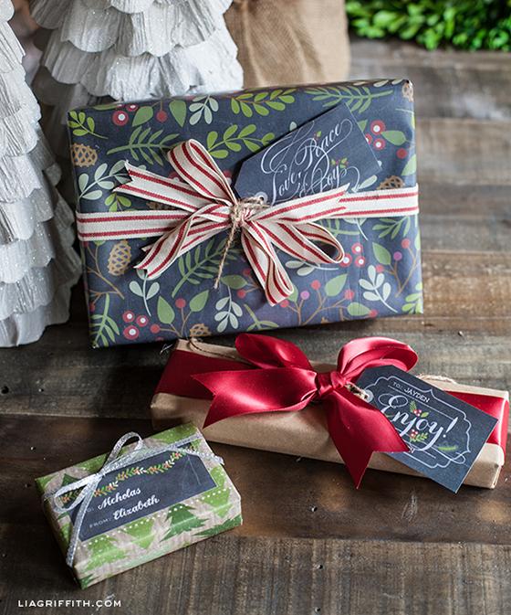 27 Free Christmas Printables - Christmas Cards and Gift ...
