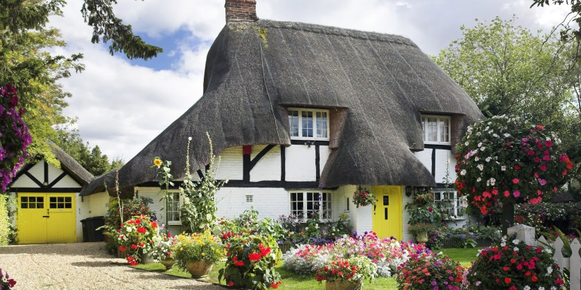 1456431892 gettyimages 125982932 - THE MOST BEAUTIFUL ENGLISH COTTAGES PICTURES STUNNING ENGLISH COUNTRY COTTAGES AND HOMES IMAGES