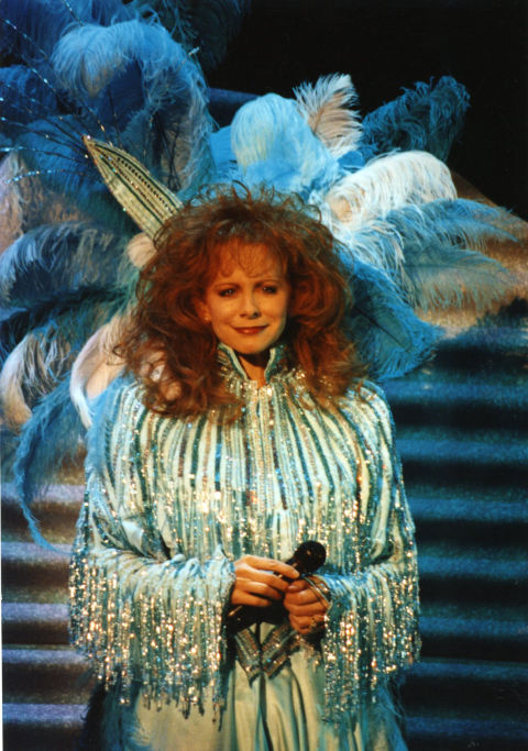 Wearing Boots Reba Mcentire
