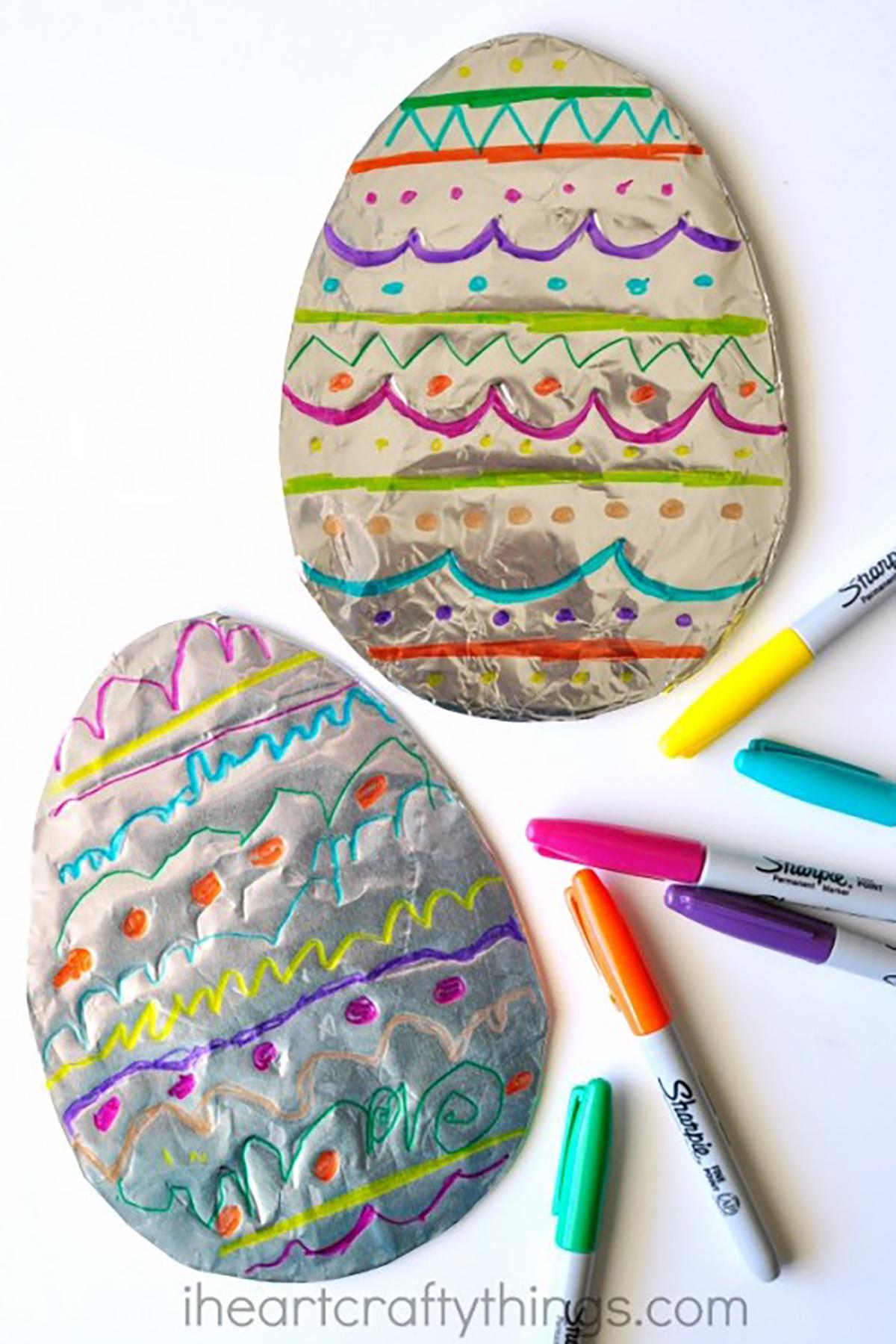 40 Easter Crafts For Kids