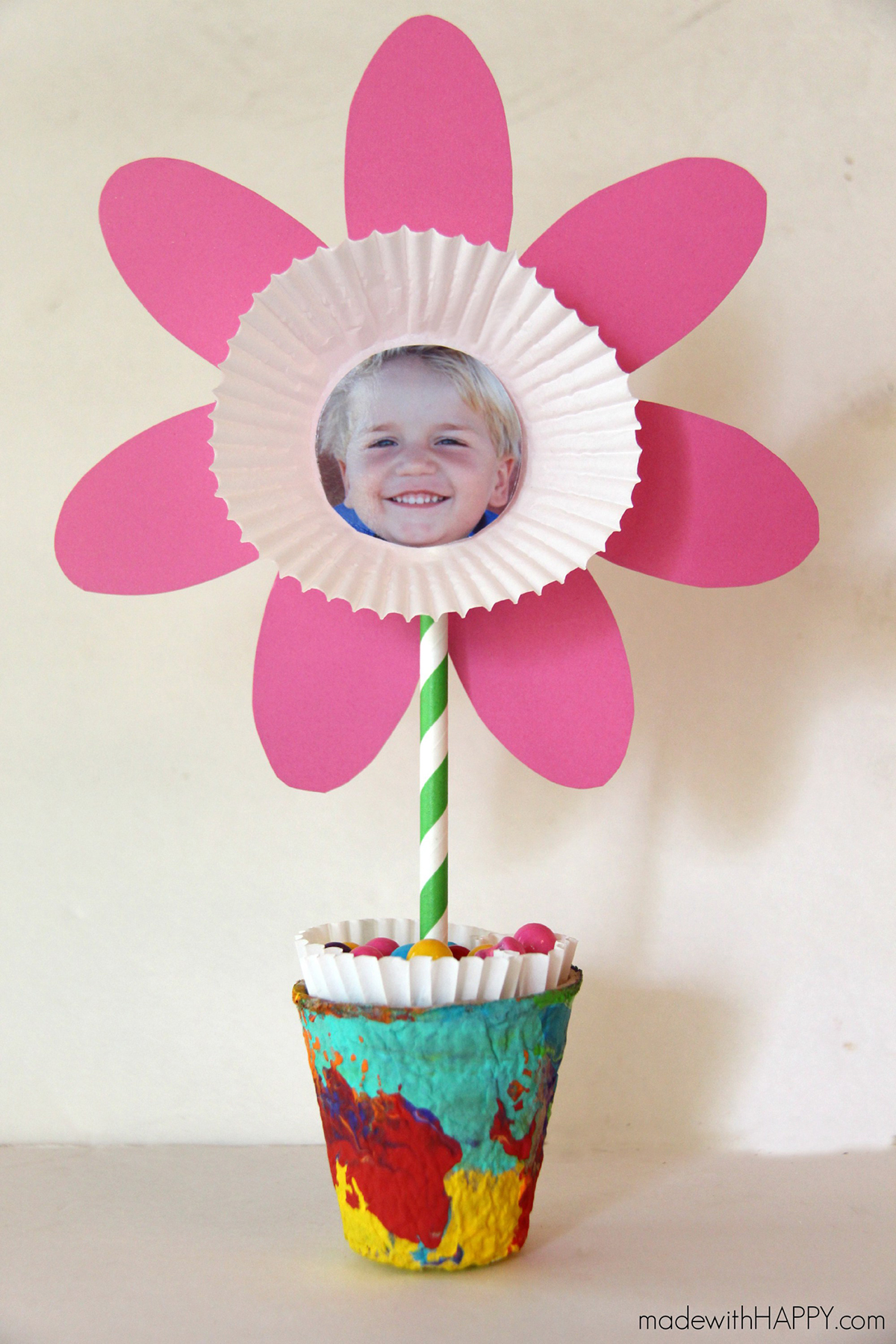 10 Cute Mother S Day Crafts For Kids