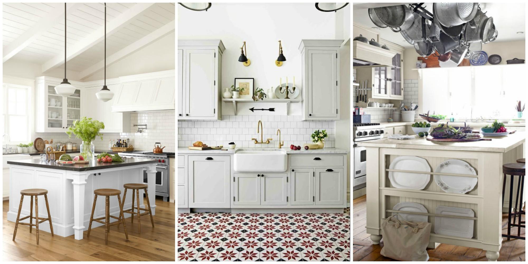 10 Best White Kitchen Cabinet Paint Colors