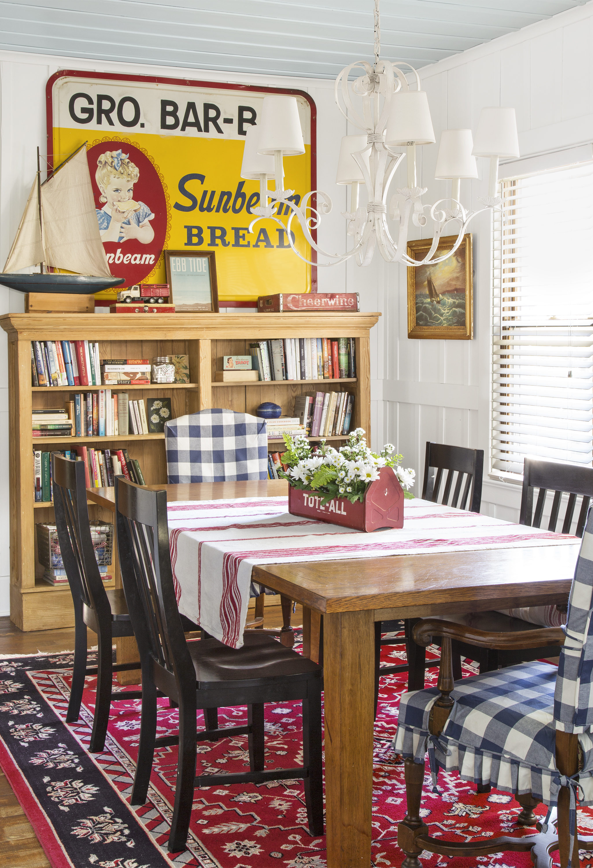 """85 Best Dining Room Decorating Ideas - Country Dining Room ... on """"Room Decor""""  id=18180"""