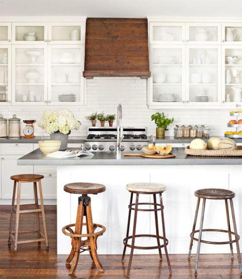 Kitchen Counters - Design Ideas for Kitchen Countertops on Kitchen Countertop Decor  id=66679