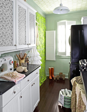 Laundry Room Decor Ideas - Design for Laundry Rooms on Laundry Decorating Ideas  id=23789