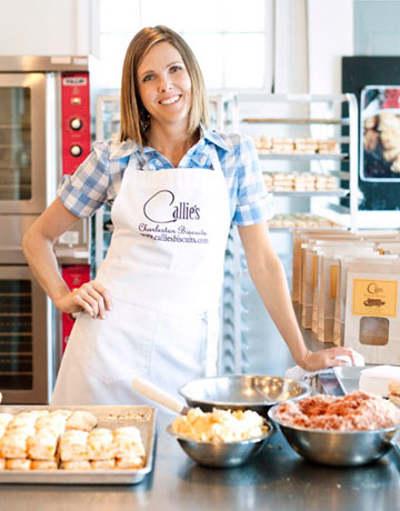 Callie's Charleston Biscuits - Carrie Morey Interview