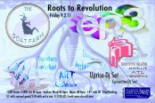 Roots to Revolution Music, Art, & Dance Event Friday Sept. 2, 2011