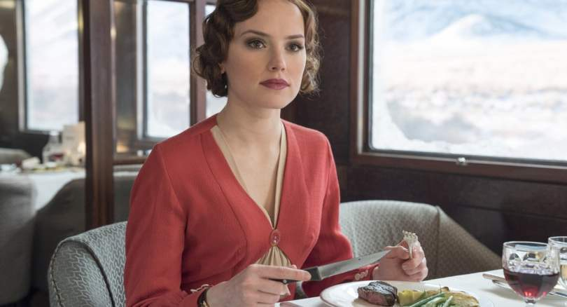 'They've murdered a timeless classic' – You're wasting your money if you go and see Murder on the Orient Express, warns student Valentina Servera