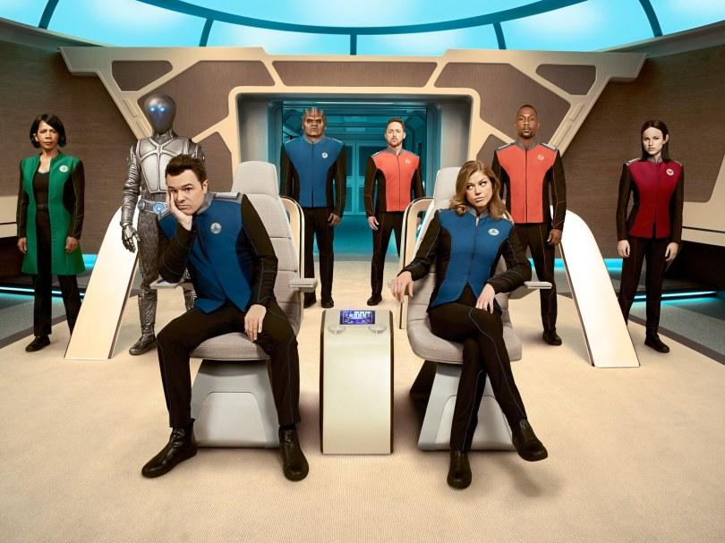 A Review of the Spoof-Tastic New Show – The Orville