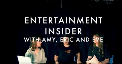 Entertainment Insider Episode 1
