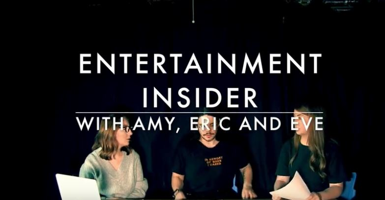 Entertainment Insider Episode 1
