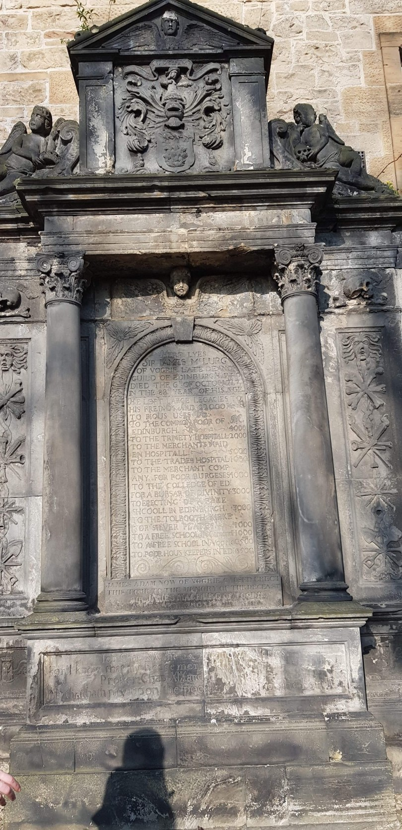 Is Greyfriars Cemetery the world's most haunted graveyard?