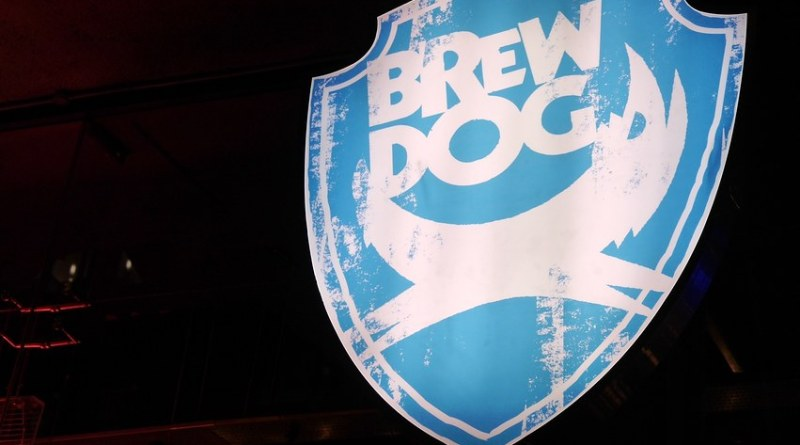 Brewdog Sign