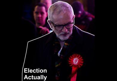 Election Actually – Corbyn Endorses Glasgow South West Candiate, Matt Kerr