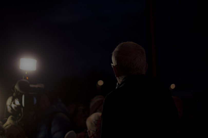 ELECTION, ACTUALLY: Jeremy Corbyn begins 24Hour UK Tour stopping first in Glasgow