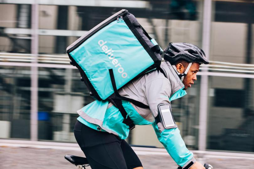 The virus pandemic proved the importance of delivery drivers' roles