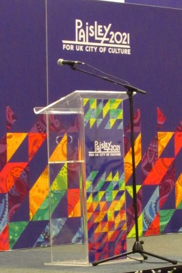 Paisley Passion not enough for City of Culture 2021