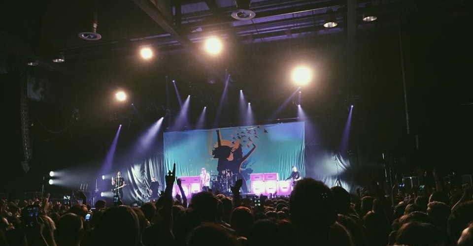 All Time Low Deliver A Nostalgia Filled Night at the SEC Centre