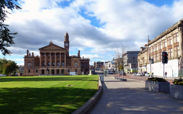 'Start-Up Street' coming to Paisley to support small businesses