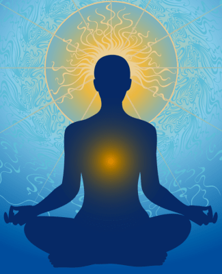 College in Glasgow holding a free meditation session for students