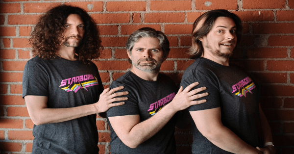 """We're trying our best! We're a force that tries!"" – they tried, but did Starbomb succeed?"