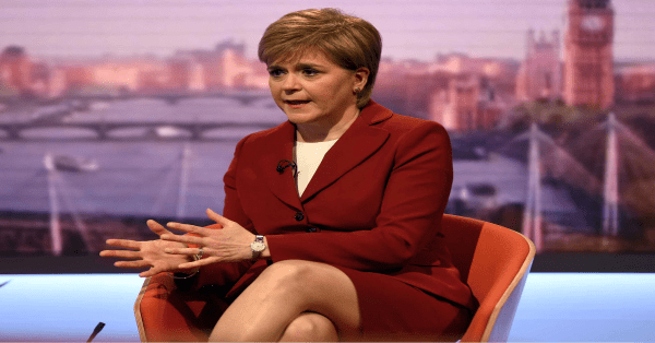 Top Five most influential people in Scotland so far in 2019