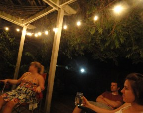 last party at our house in charlotte. :(