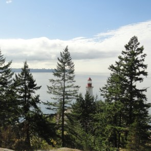 Lighthouse Park was our favorite part of Vancouver!