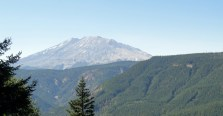 I think this is Mt. St. Helens