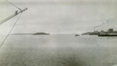 Halifax Harbour WW2