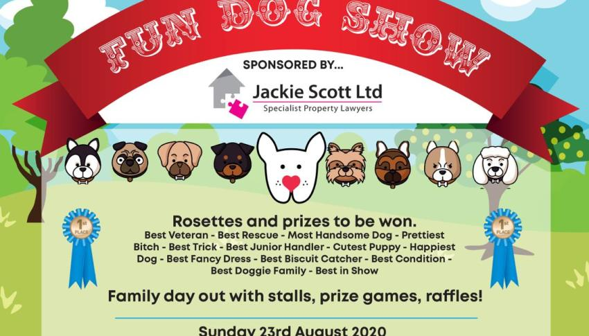 Clymping Dog Sanctuary Fun Dog Show Is Coming!