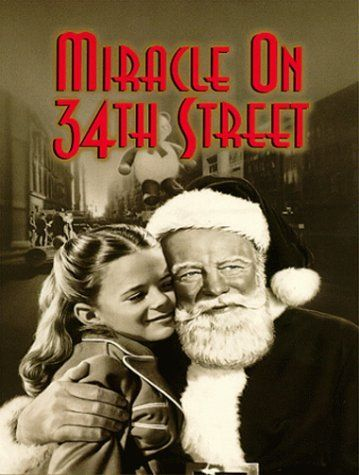 Miracle On 34th Street 1947 On Core Movies