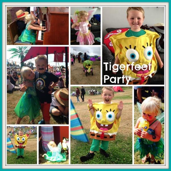 Tigerfeet Party