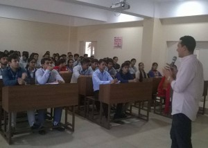 A Seminar on Internship Programmes by AIESEC-Pic 3