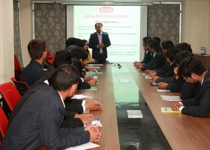 Campus Placement Drive -pic 1