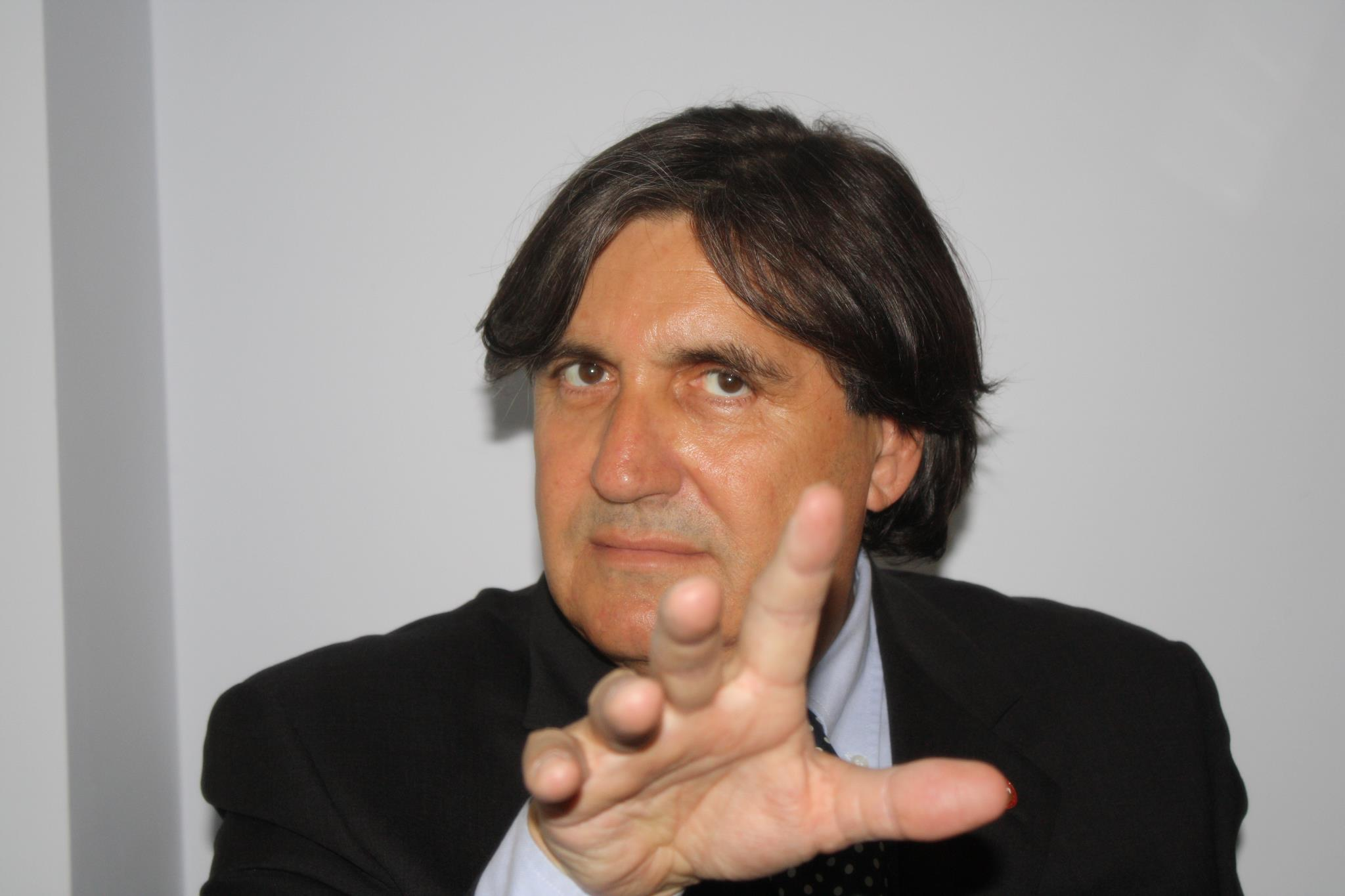 5/12/2019, Due chiacchiere con Valerio Bovolenta