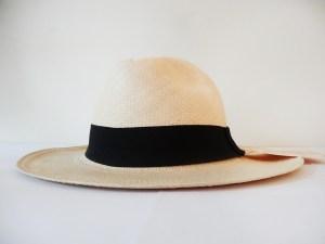 Lot de 5 chapeaux véritables de légende Panama