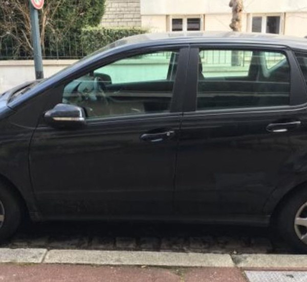 Voiture Mercedes d'occasion classeA phase 2