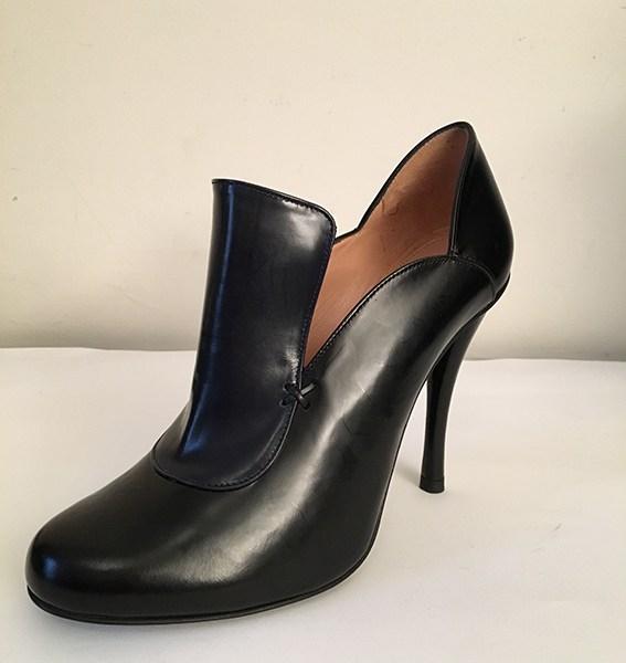 Chaussures Quia ROBERT CLERGERIE Noir et Marine