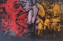 Chile Street Art_Besame